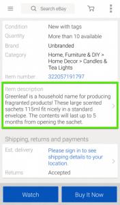 mobile description Ad-Lister