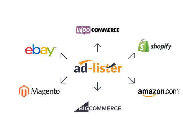 Ad-Lister multi platform listing tool