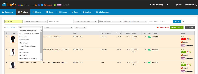 bulk-listing-software- for eBay