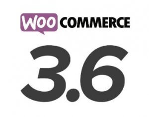 Wocommerce version 3.6