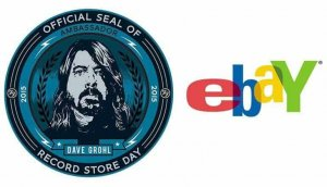 Record  store day and ebay partnership becoming a reality