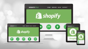 Shopify storefront on different devices