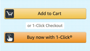 1 click purchasing on Amazon