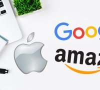 Google and Apple, know your place! Amazon is most valuable brand!