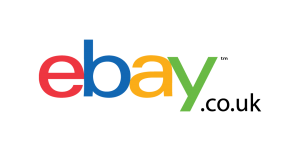 the logo of one of the biggest ecommerce platforms - ebay