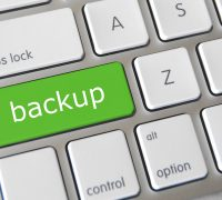 Backing up your product data