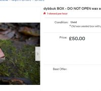 The most haunted items ever sold on eBay